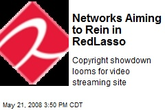 Networks Aiming to Rein in RedLasso