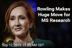 Rowling's Mom Died of MS at 45. Now, a Huge Donation