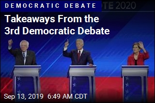 Takeaways From the 3rd Democratic Debate