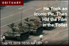 4 Photographers Captured 'Tank Man.' One Has Just Died