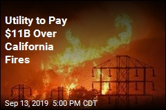 PG&E Settles for $11B Over Wildfires
