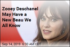 Zooey Deschanel May Have a New Beau We All Know