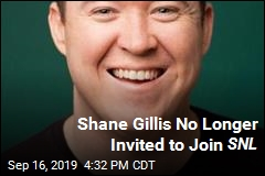 Shane Gillis No Longer Invited to Join SNL