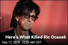 Here's What Killed Ric Ocasek