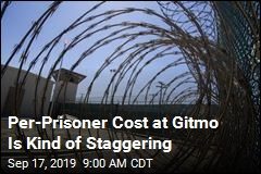 NYT Has Eye-Popping Figure About Gitmo Cost