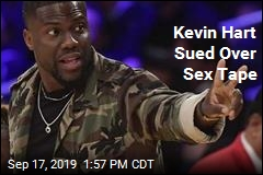 Kevin Hart Sued by Woman in 2017 Sex Tape