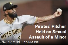 Pirates' Closer Charged With Sexual Crimes Against Minors