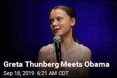 Obama: Greta Thunberg Is 'One of Planet's Greatest Advocates'