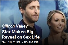Silicon Valley Star Makes Big Reveal on Sex Life