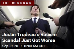 Justin Trudeau's Racism Scandal Just Got Worse