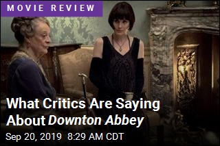 What Critics Are Saying About Downton Abbey
