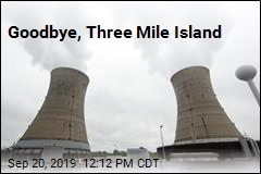 Goodbye, Three Mile Island