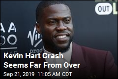 Kevin Hart Crash Seems Far From Over