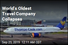 World's Oldest Travel Company Collapses