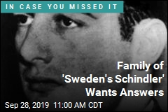 Family of 'Sweden's Schindler' Wants Answers