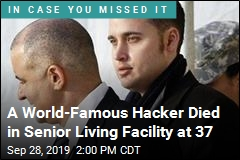 A World-Famous Hacker Died in Senior Living Facility at 37