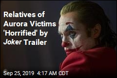 Relatives of Aurora Victims 'Horrified' by Joker Trailer