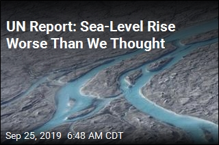 UN Report: Seas Rising Faster Than Predicted