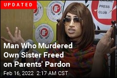 Verdict Is In on Murder of 'Pakistan's Kim Kardashian'