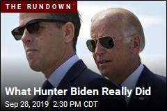 What Hunter Biden Really Did