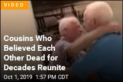Cousins Who Believed Each Other Dead for Decades Reunite