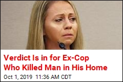 Ex-Cop Who Killed Man in His Home Is Found Guilty