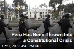 Peru Has Been Thrown Into a Constitutional Crisis