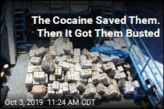 The Cocaine Saved Them. Then It Got Them Busted