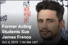 Acting Students' Suit Accuses James Franco of Sexual Exploitation