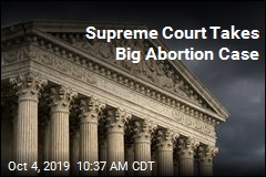 Supreme Court Takes Big Abortion Case