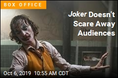 Joker Opening Sets Record for October