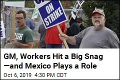 Things Get Worse Between GM and Striking Workers