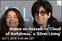 Widow on Ocasek: In 'Cloud of Awfulness,' a 'Silver Lining'