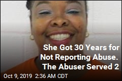 Woman Who Got 30 Years for Not Reporting Abuse May Be Freed Early