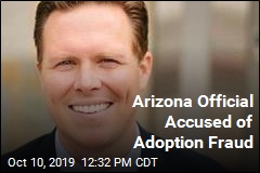 Arizona Official Accused of Arranging 28 Fraudulent Adoptions
