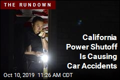California Power Shutoff Is Causing Car Accidents