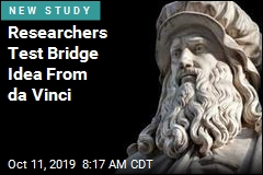 Da Vinci's Groundbreaking Bridge Would Have Worked