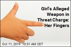 Cops: Middle Schooler Charged for Felony 'Finger Gun' Threat
