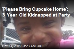 Girl, 3, Abducted From Outdoor Birthday Party