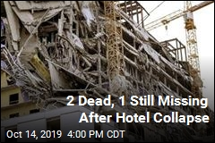 One Still Missing After New Orleans Hotel Collapse