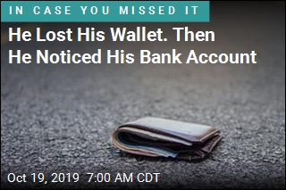 He Lost His Wallet. Then Came the Penny Deposits