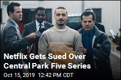 Netflix Sued Over One Line in Central Park Five Series