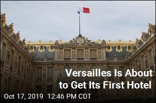 Versailles Is About to Get Its First Hotel