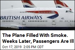 Months After Jet Filled With Smoke, Passengers Are Ill