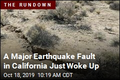 A Major Earthquake Fault in California Just Woke Up