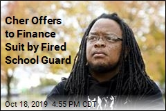 School Guard Fired Over Slur Gets Offer to Pay for Suit