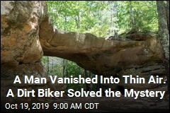 A Man Vanished Into Thin Air. A Dirt Biker Solved the Mystery