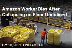 Go Back to Work, Amazon Tells Shift After Man's Heart Attack