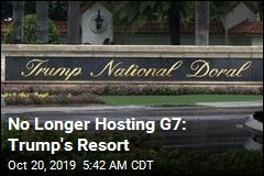 No Longer Hosting G7: Trump's Resort