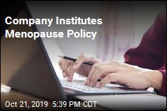 Company Institutes Menopause Policy